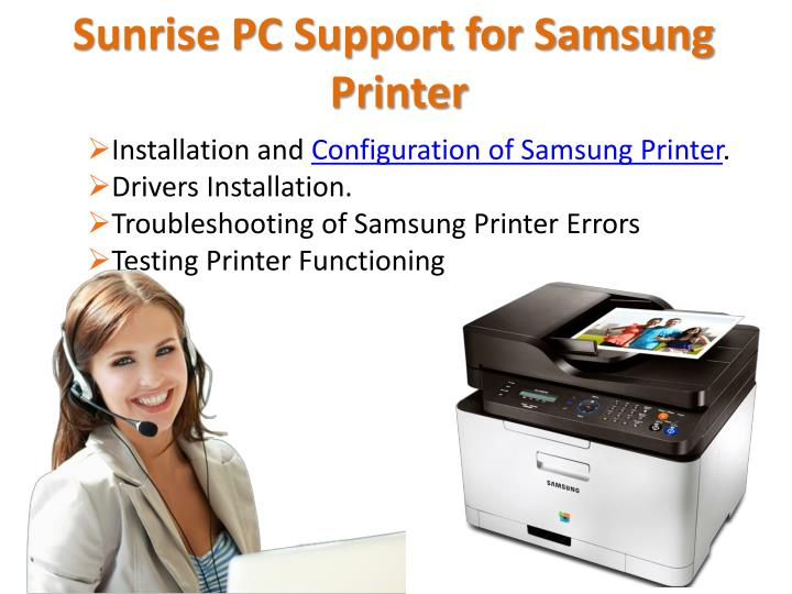 Sunrise PC Support for Samsung