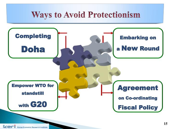 Ways to Avoid Protectionism