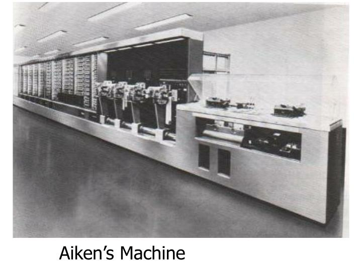 Aiken's Machine