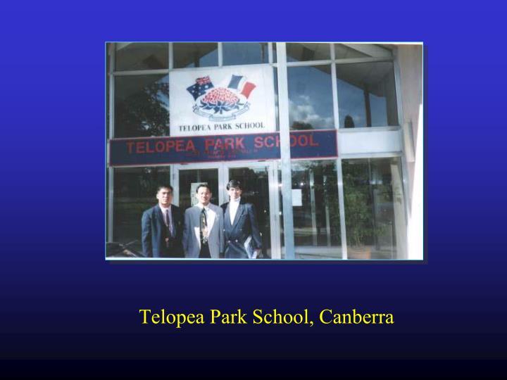 Telopea Park School, Canberra