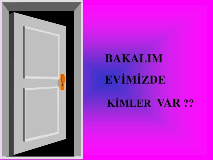BAKALIM