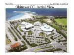 okinawa cc aerial view