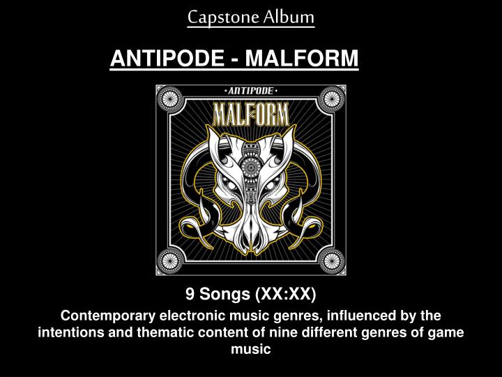 Capstone Album