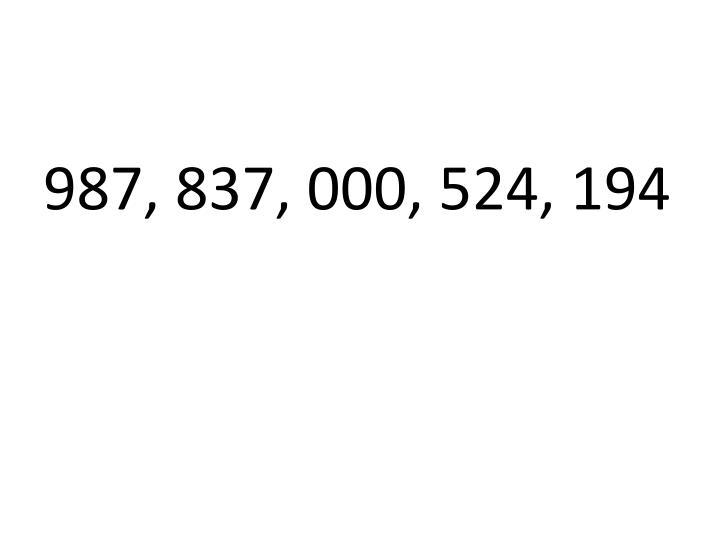 987, 837, 000, 524, 194
