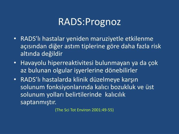 RADS:Prognoz