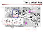 the corinth rift1