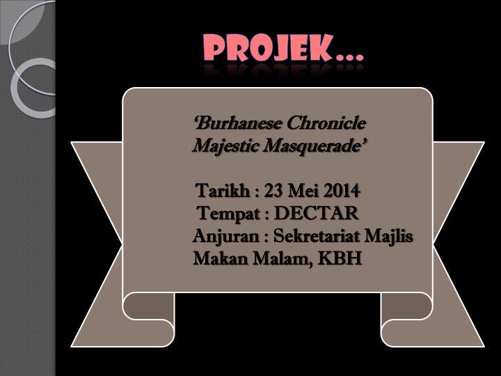 Projek