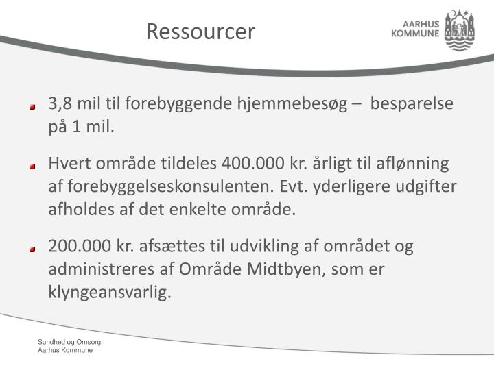 Ressourcer
