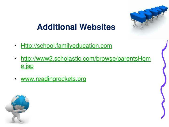 Additional Websites