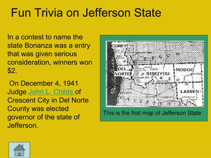 Fun Trivia on Jefferson State