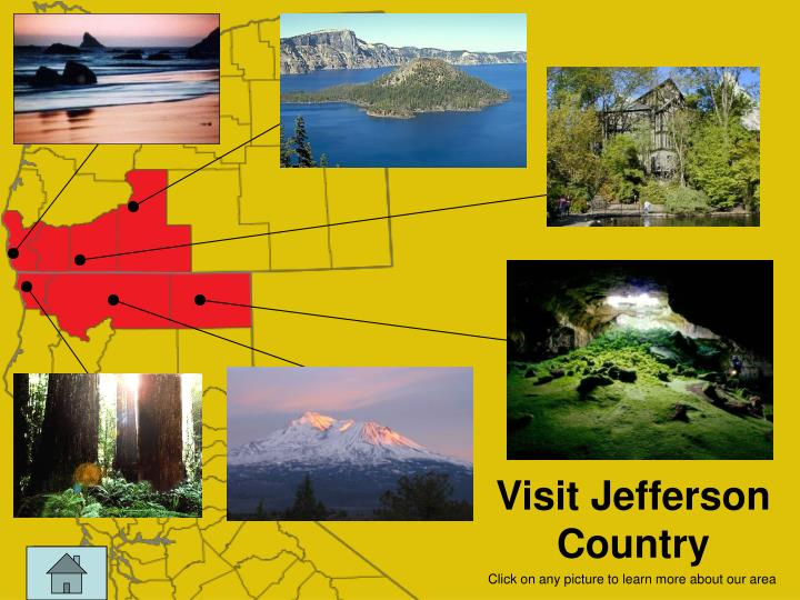 Visit Jefferson Country
