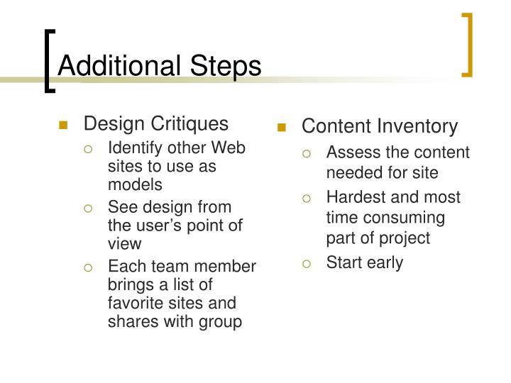 Design Critiques