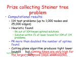 prize collecting steiner tree problem2