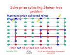 solve prize collecting steiner tree problem1