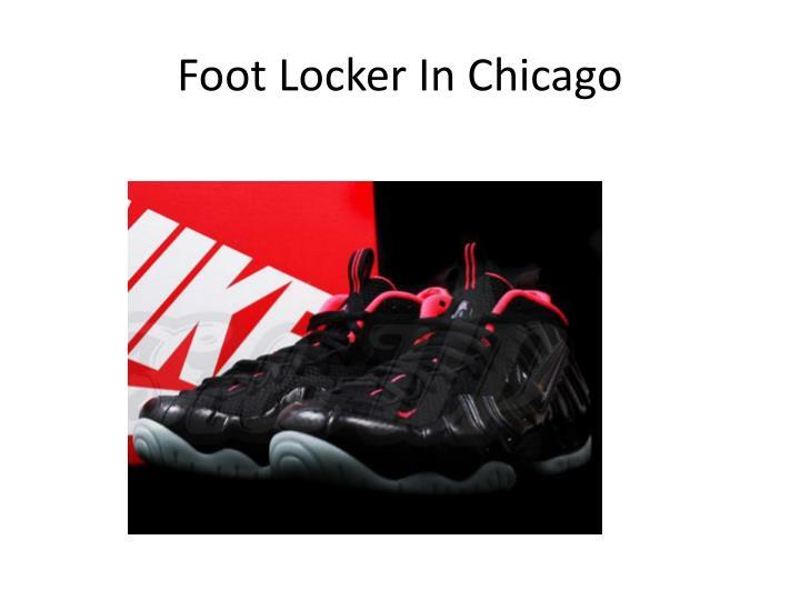 Foot Locker In Chicago