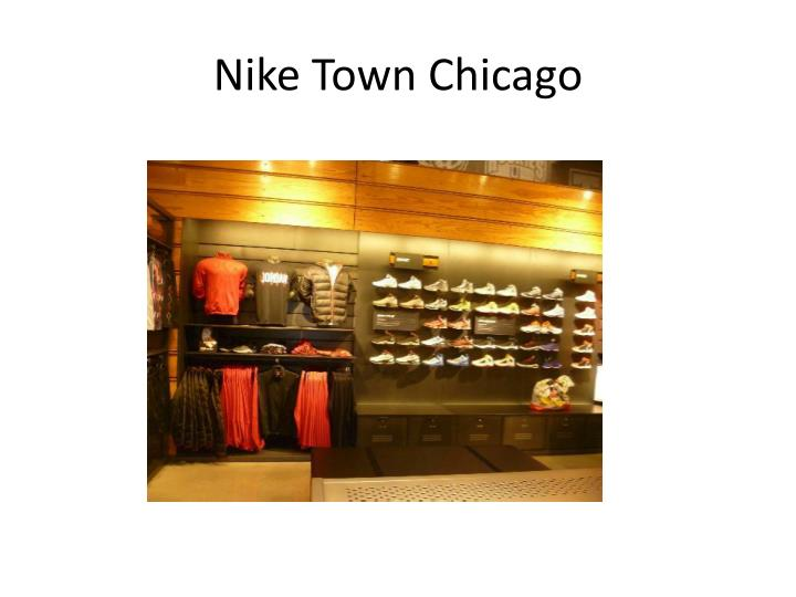 Nike Town Chicago