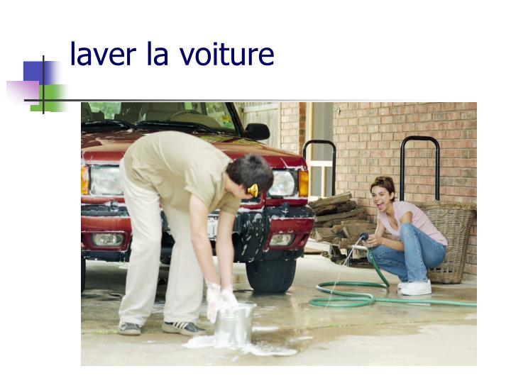 laver la