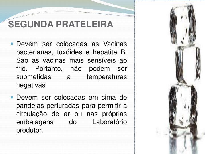 SEGUNDA PRATELEIRA