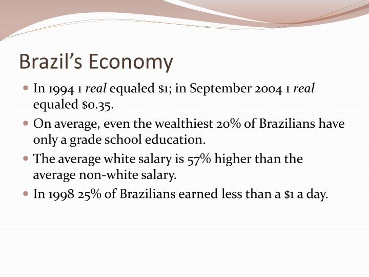 Brazil's Economy