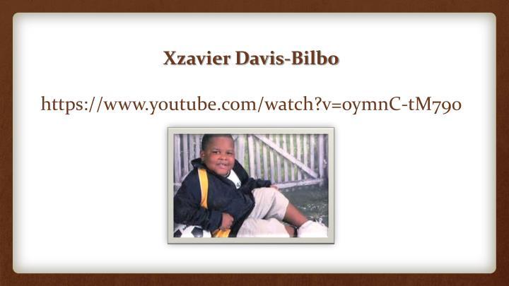 Xzavier Davis-Bilbo