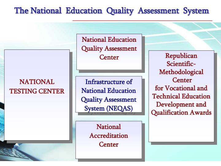 The National  Education  Quality  Assessment  System