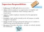 supervisor responsibilities1