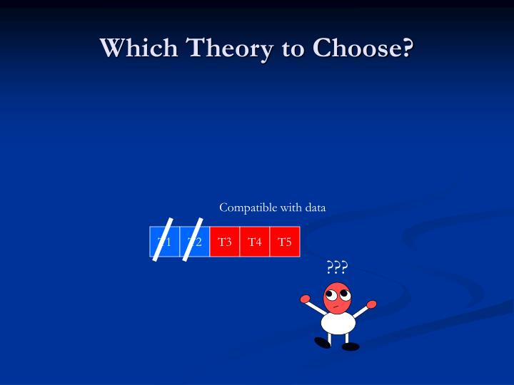 Which theory to choose