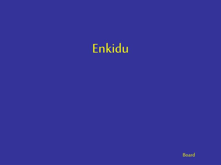 Enkidu