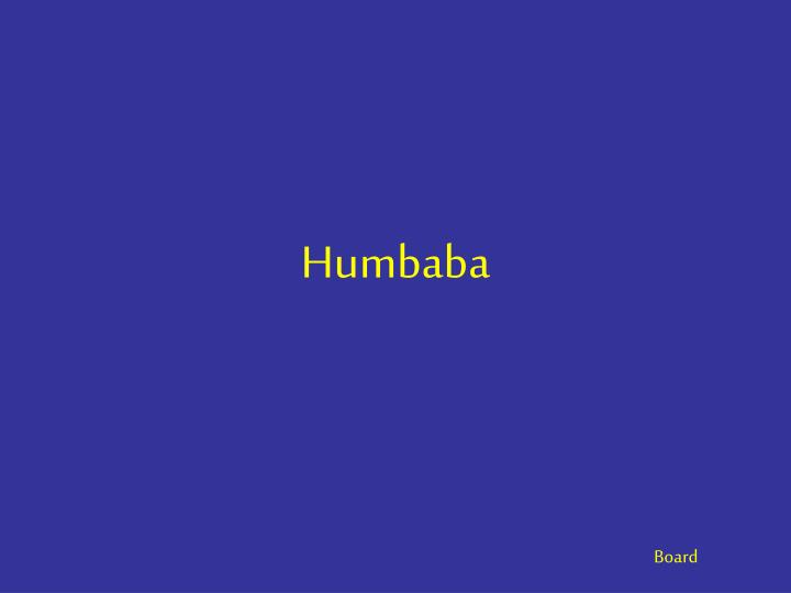 Humbaba
