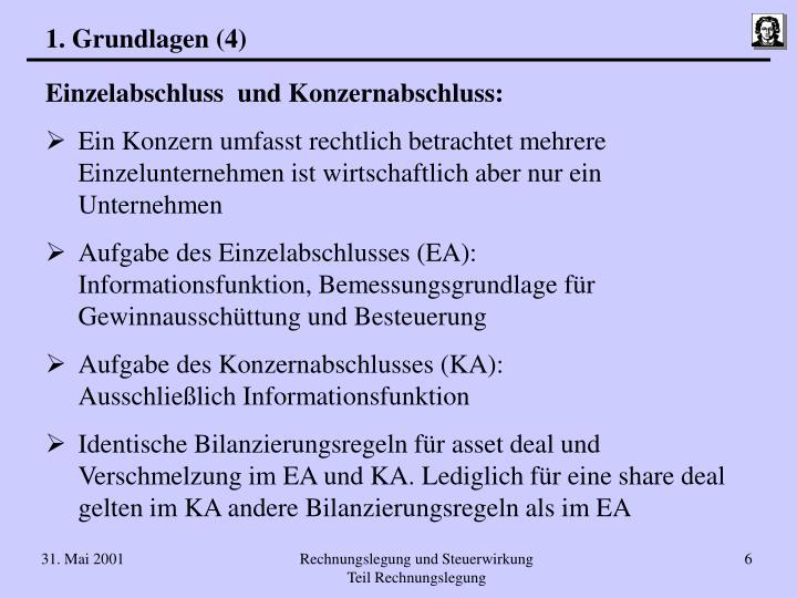 1. Grundlagen (4)
