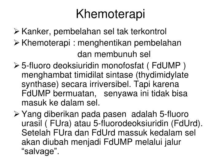 Khemoterapi