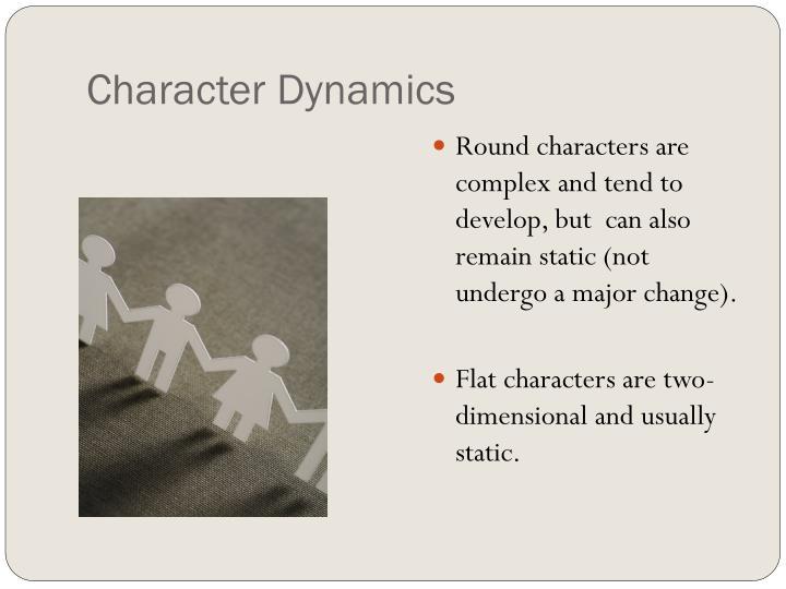 Character Dynamics