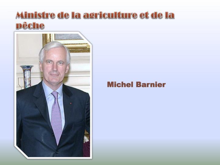 Ministre de la