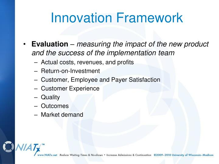 Innovation Framework