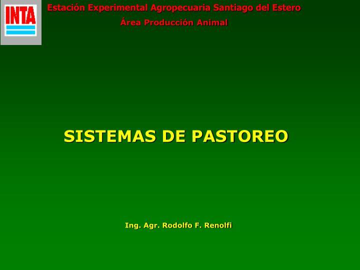 Estación Experimental Agropecuaria Santiago del Estero