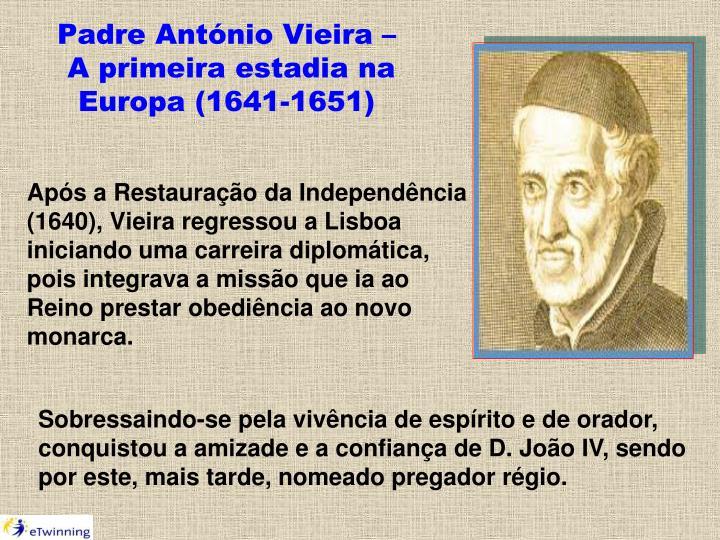 Padre António Vieira –