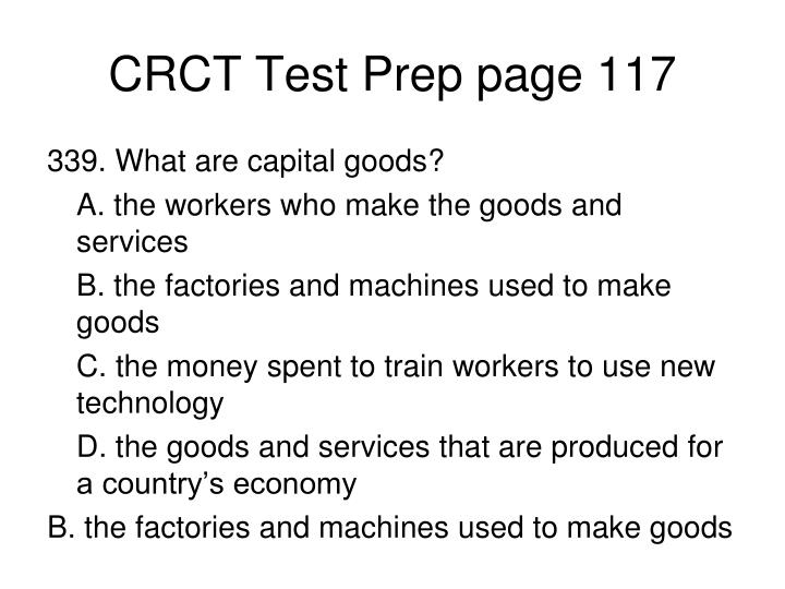CRCT Test Prep page 117