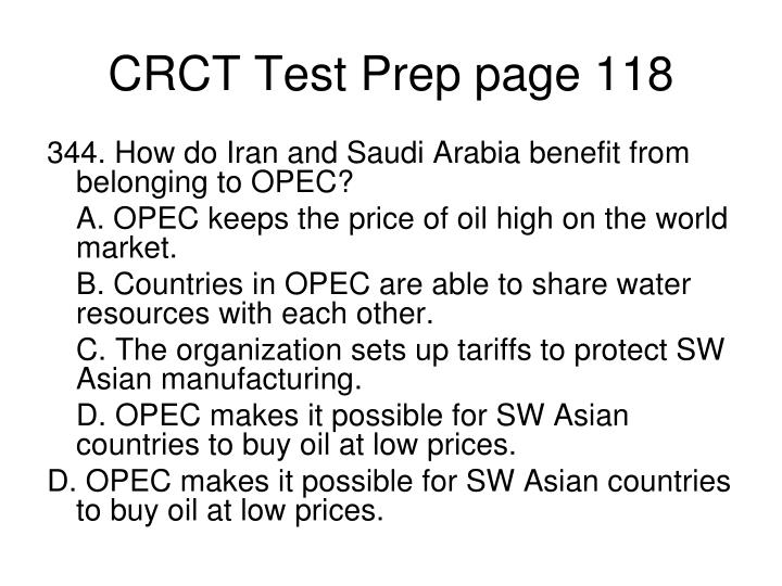 CRCT Test Prep page 118