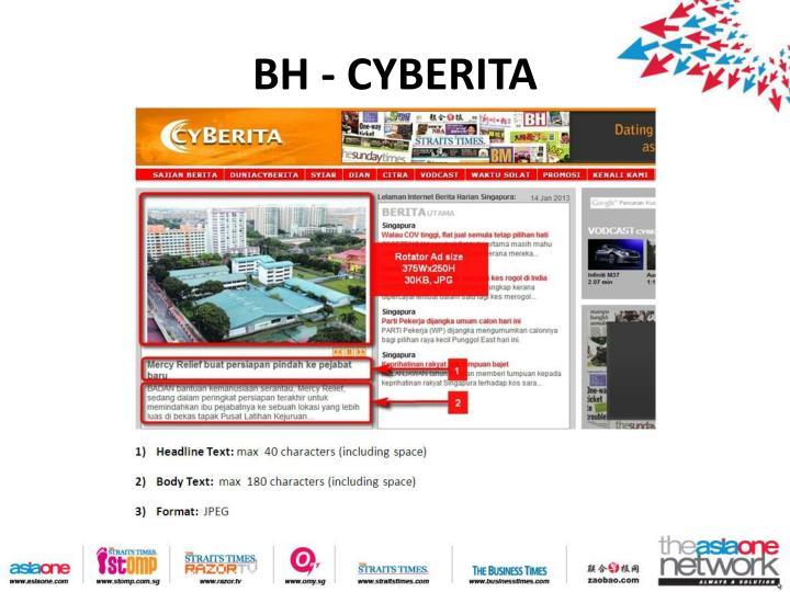 BH - CYBERITA