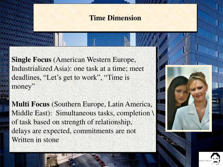 Time Dimension