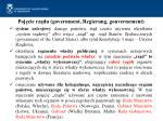 poj cie rz du government regierung gouvernement