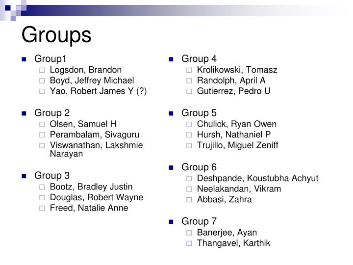 Group1
