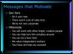 messages that motivate1