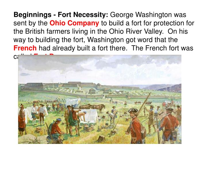 Beginnings - Fort Necessity: