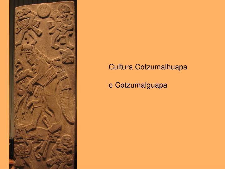 Cultura Cotzumalhuapa