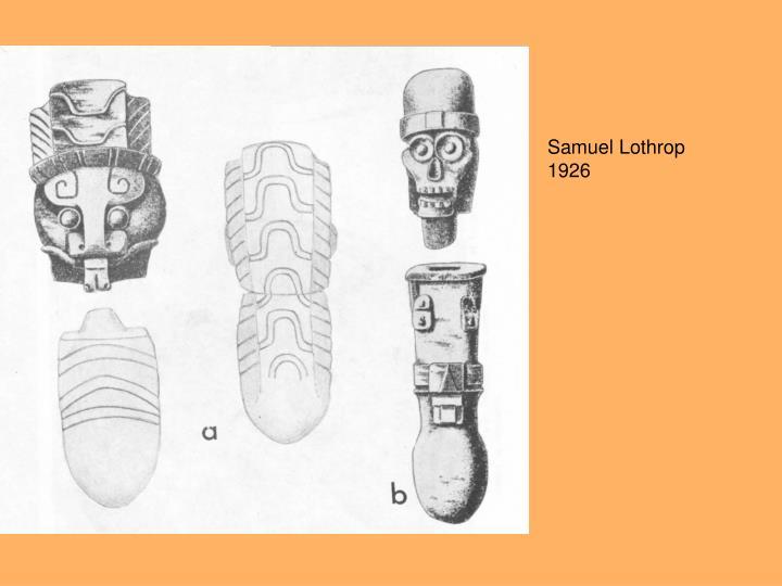 Samuel Lothrop