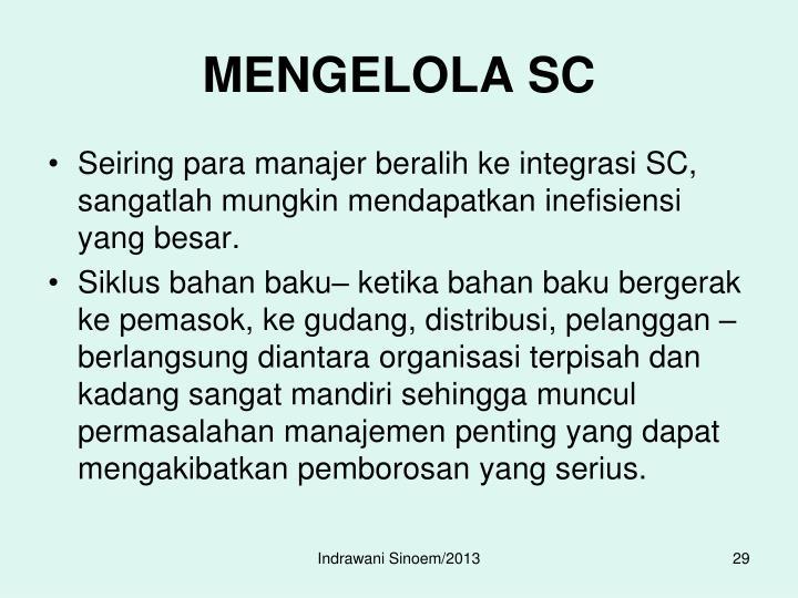 MENGELOLA SC