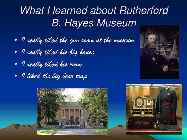 What I learned about Rutherford