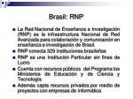 brasil rnp