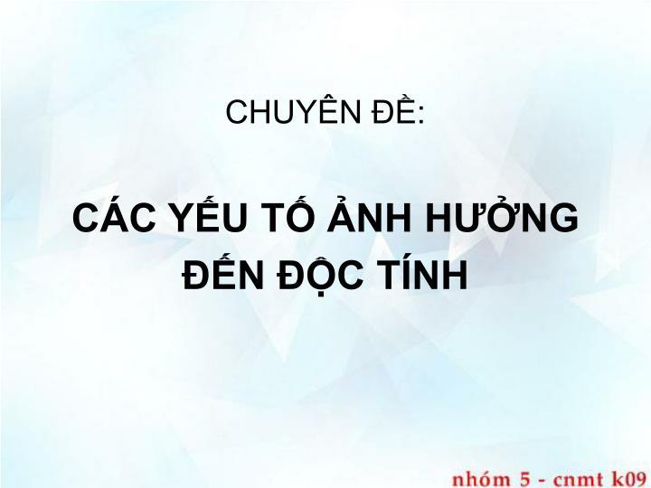 CHUYN :
